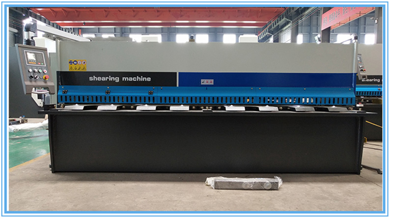 Technical parameter of Hydraulic shearing machine 6x3200MM with E21